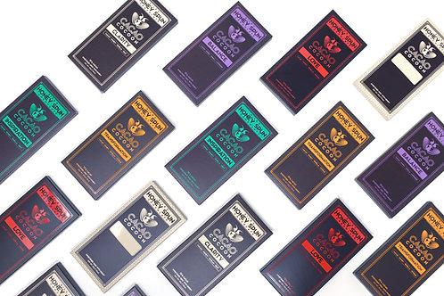 Variety Pack - Case of Ten Bars