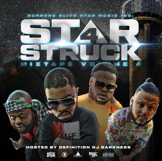 Elite Star - Star Struck Mixtape Vol. 4