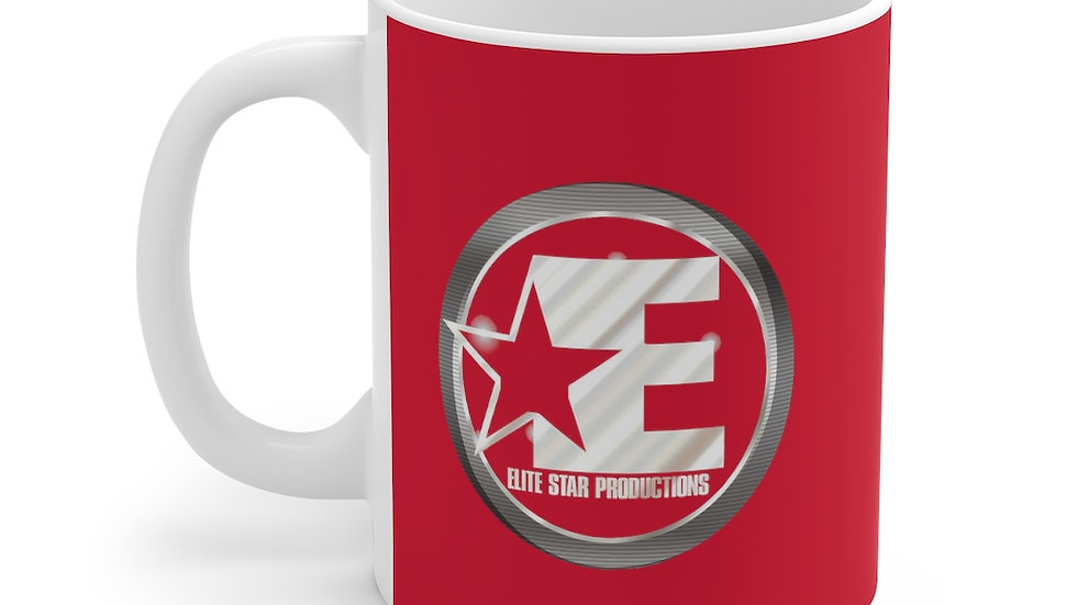 Elite Star Mug 11oz