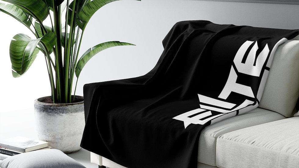 Elite Star Sherpa Fleece Blanket