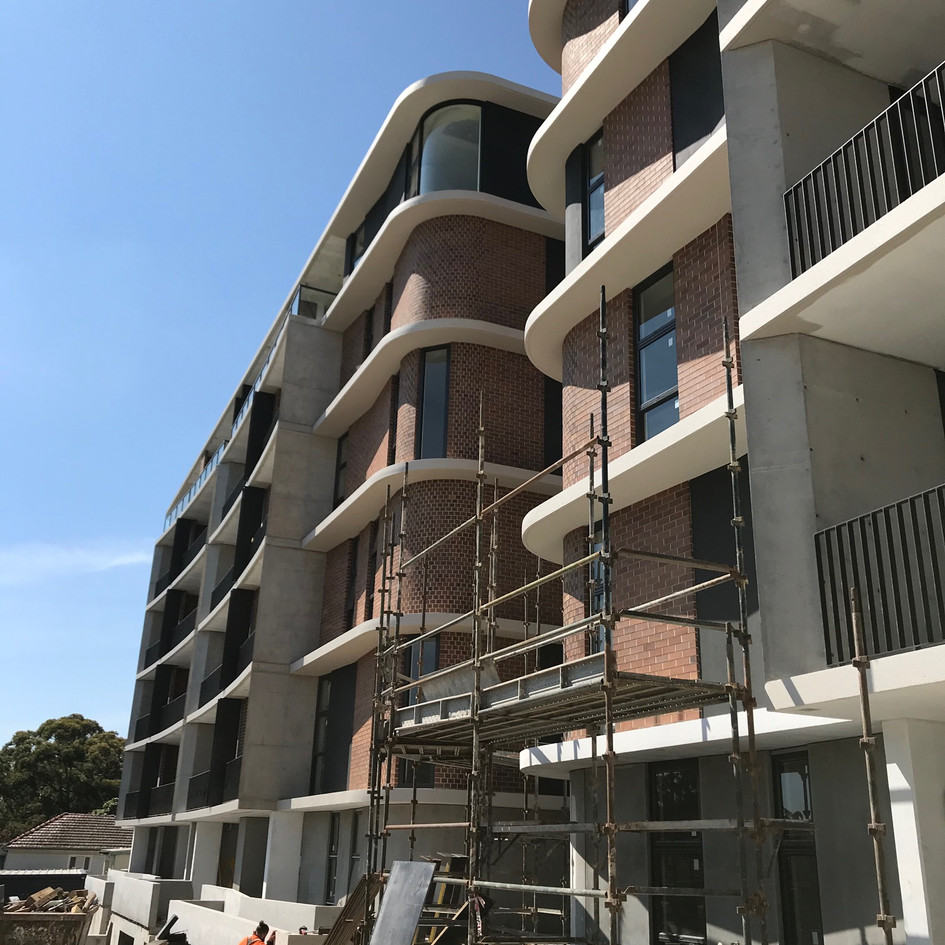 Gnd Vermont - 100 unit project at Gnd Pde, Sutherland