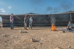 Ben Midbar -Desert Camel Tour