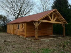 Garage bois-Colin Construction