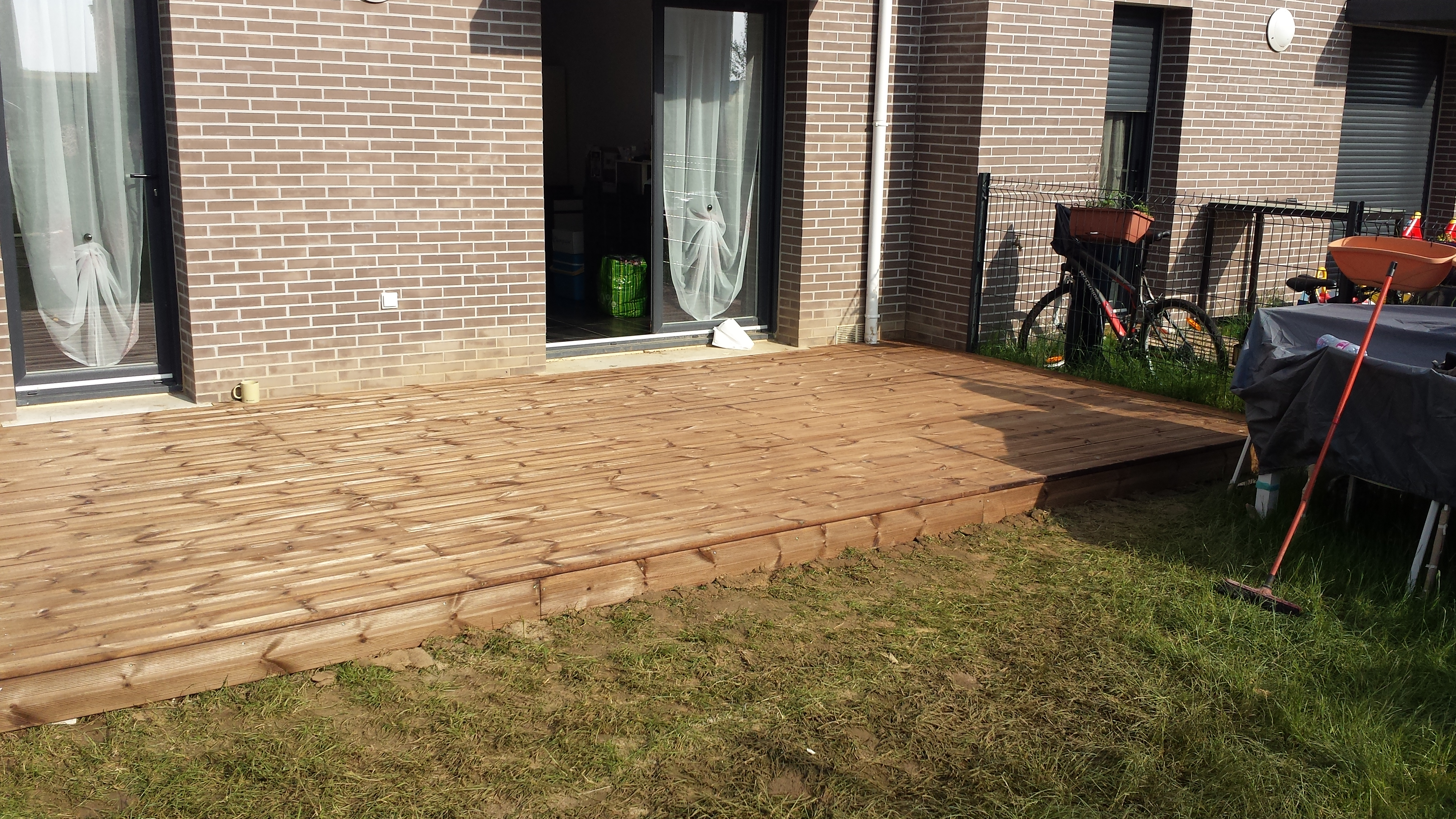 Terrasse Colin Construction