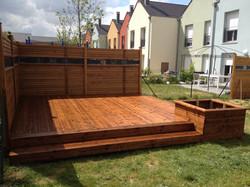 terrasse bois colin construction