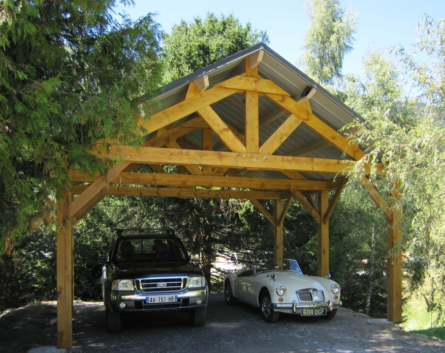 Carport-Colin Construction