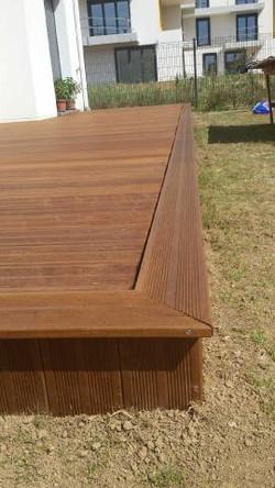 Terrasse bois-Colin Construction