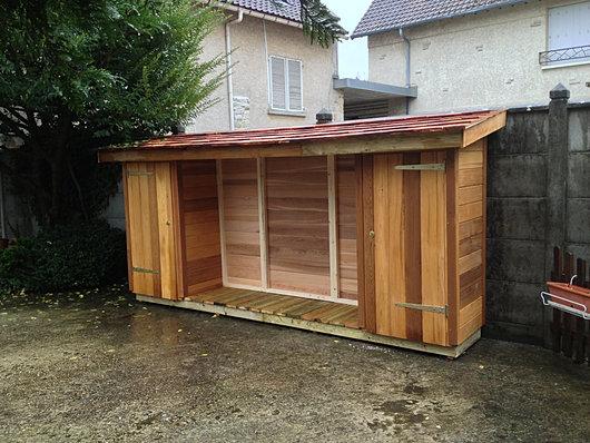 Constructions bois sur mesure en Ile-de-France - Colin Construction