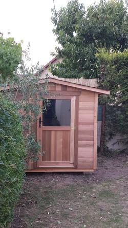 Abri de jardin Colin Construction