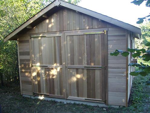 Conception et réalisation de garage sur mesure en IDF