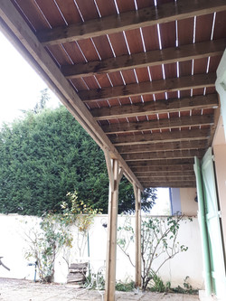 Terrasse Pilotis Colin Construction