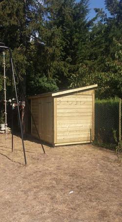 Abri de jardin ColinConstruction