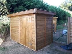 Colin Construction Abri de jardin