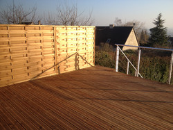 Colin Construction Terrasse