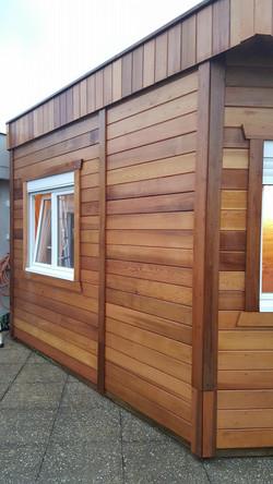 Extension bois Colin Construction
