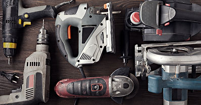 Pawnderosa accepts power tools such as drills, saws, impact drills, trimmers, weed eaters and more.