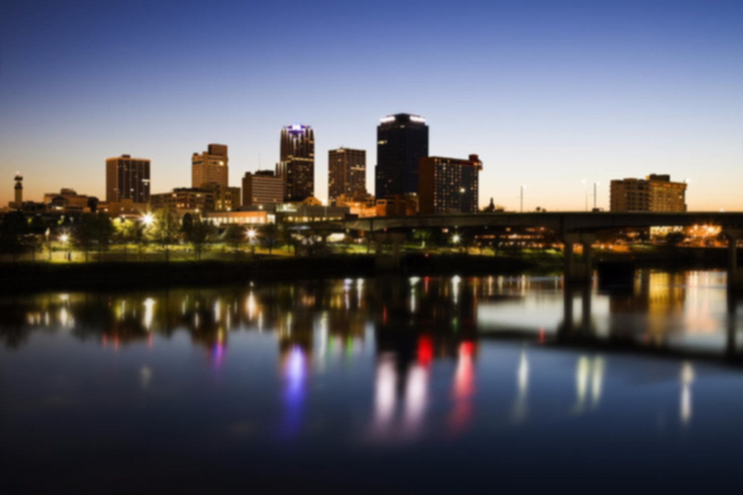 Little Rock, Arkansas where Pawnderosa Pawn Shop is located