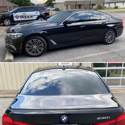 BMW 5 Series MC20