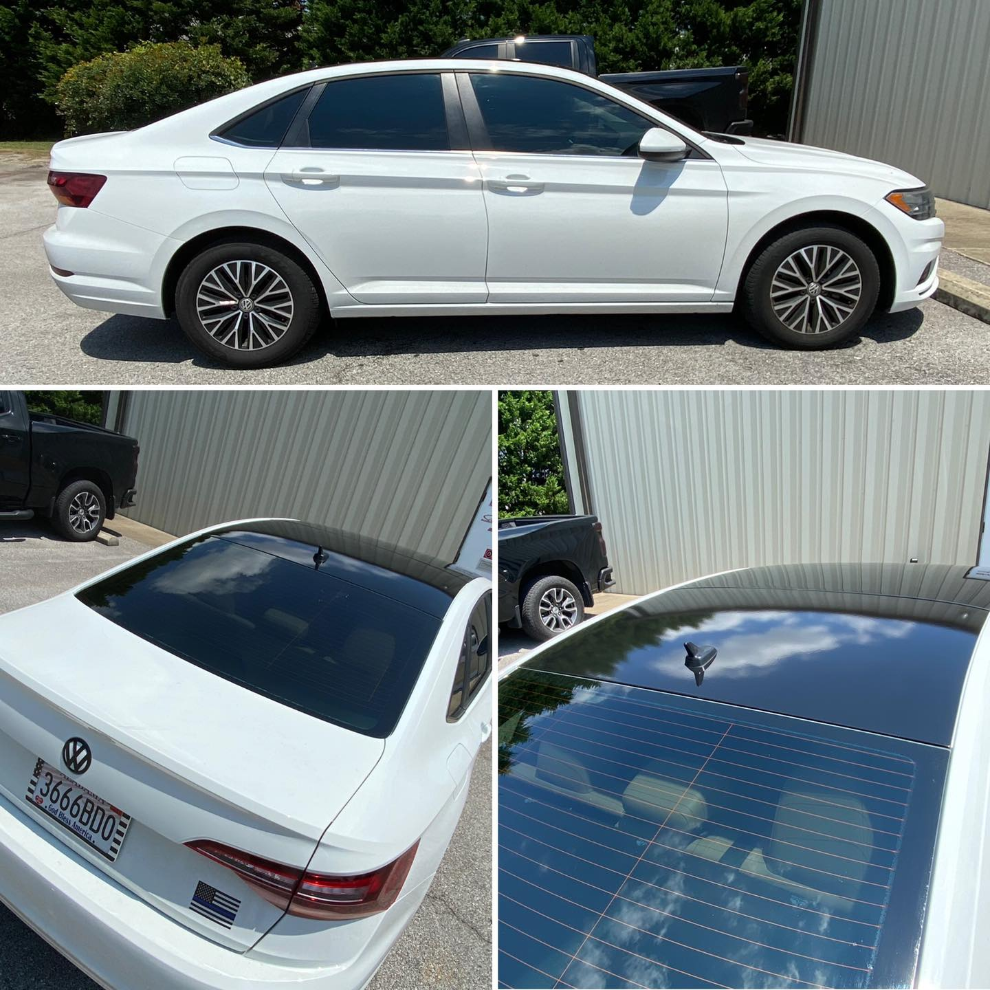 VW Roof Wrap and HP28