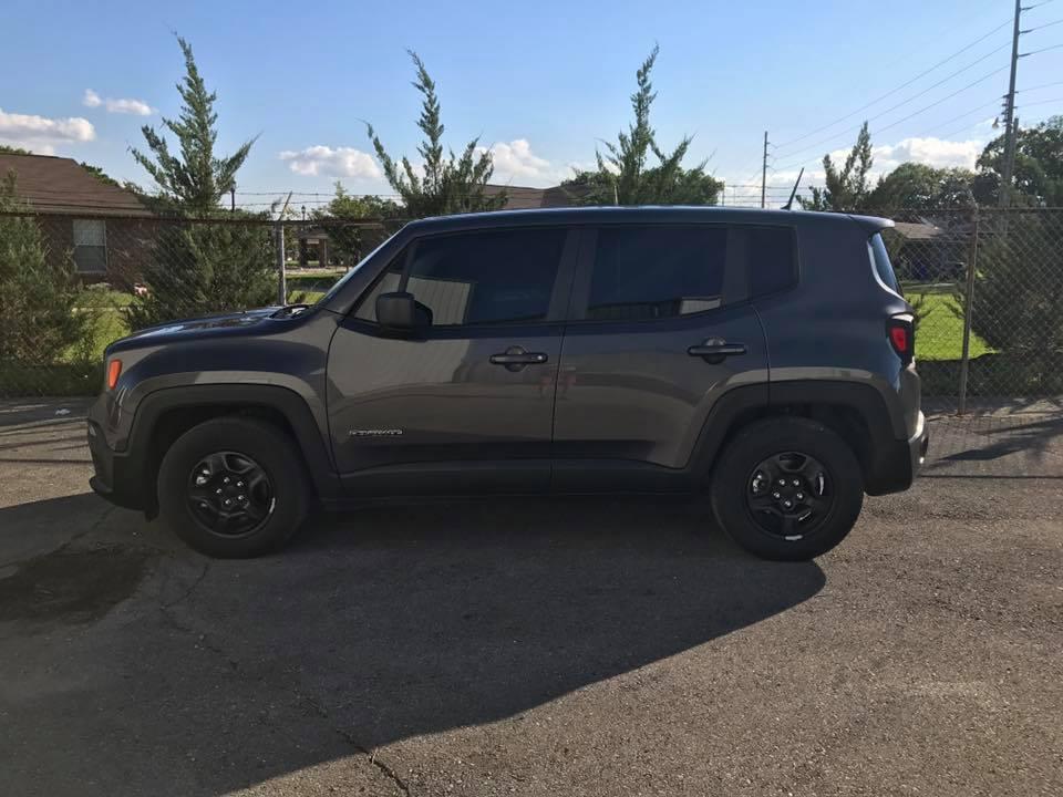 jeep gray