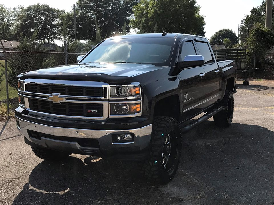 chevy black