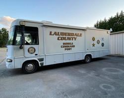 LASO Mobile Command Graphics