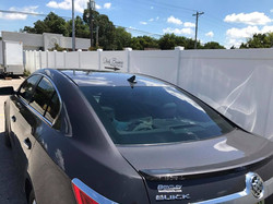 buick gray rear