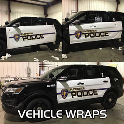 Florence PD Wrap