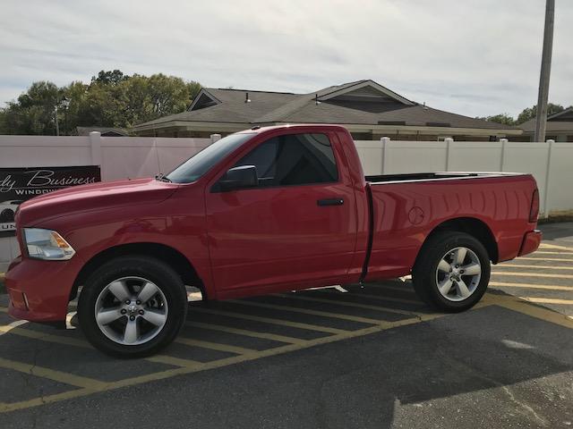 Dodge 15% side