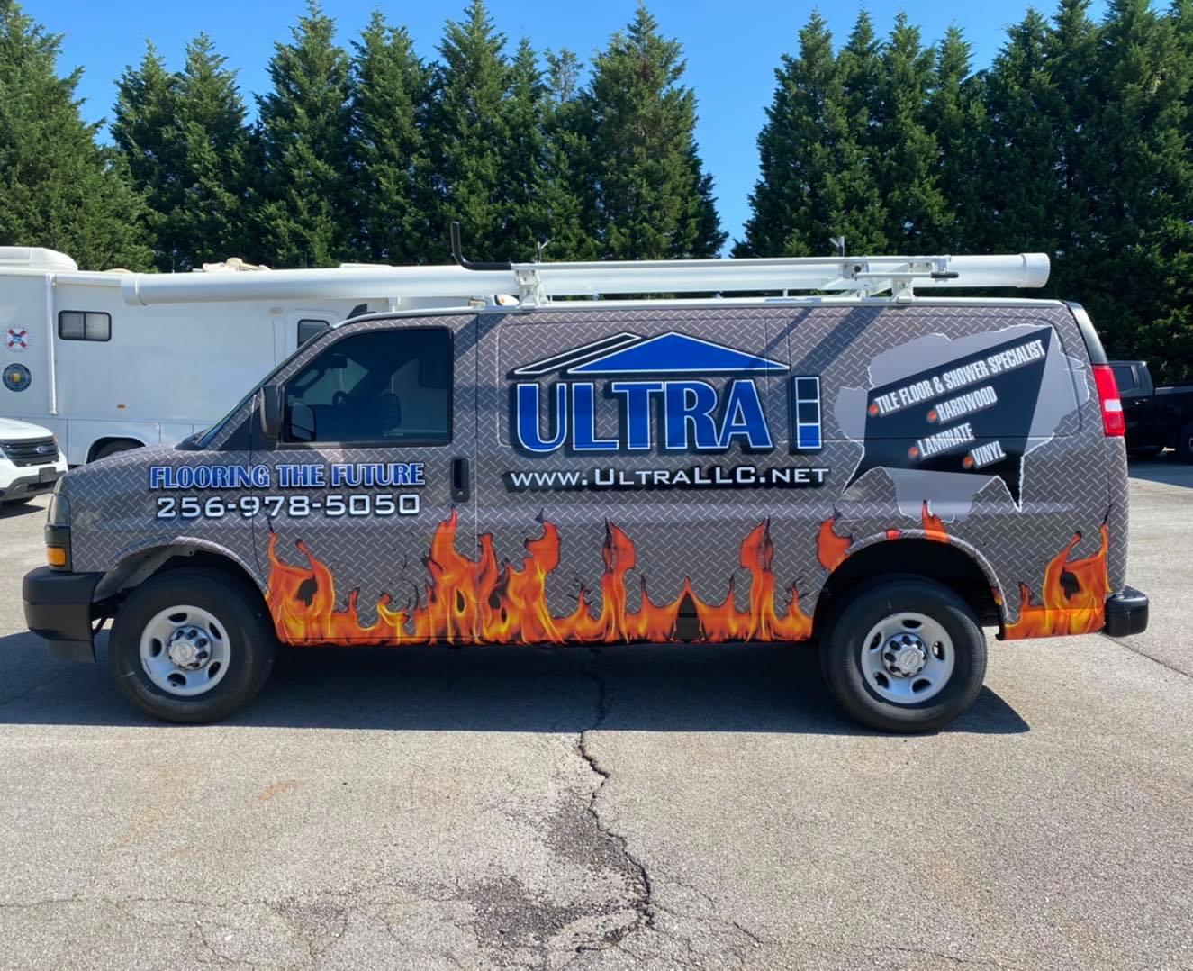 Ultra Van Wrap