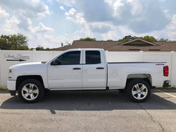silverado 15 percent front two doors