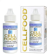 Cell Food - For minerals