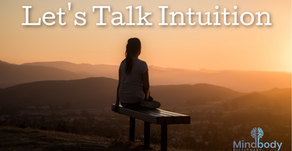 Let's Talk Intuition