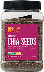 Chia Seed - Food support