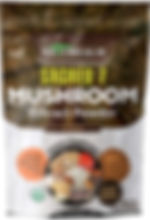 Immune Support with Mushroom Powder blend