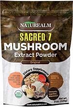 Immune Support with Mushroom Powder blend