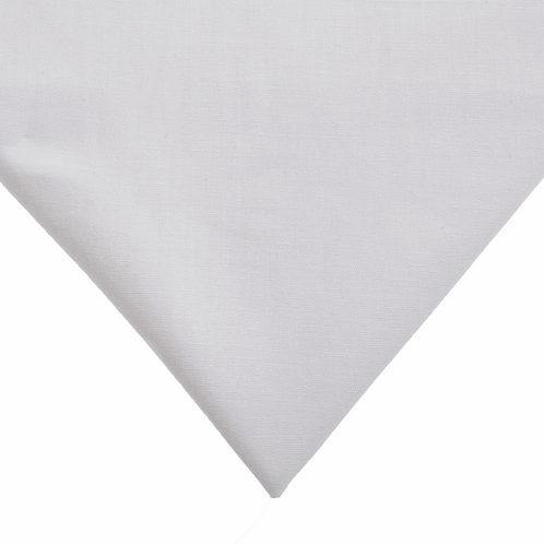 Calico: Bleached: 44in / 112cm