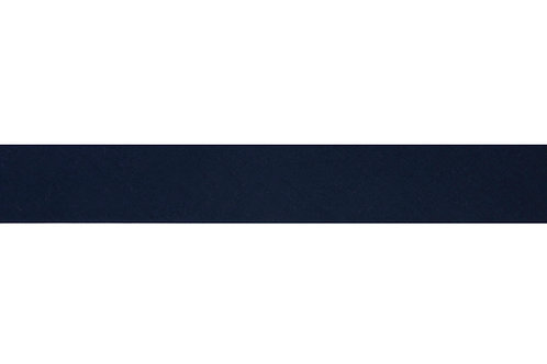 Bias Binding -25mm Navy Blue