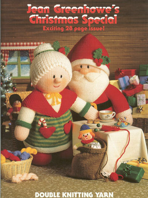 Patons Pattern Book JG Christmas Special
