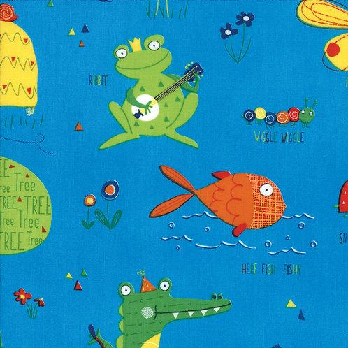 Later Alligator - 17980 17
