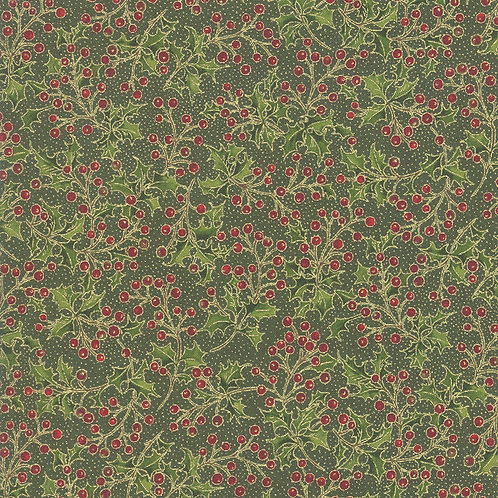 Poinsettias & Pine - 33514 13