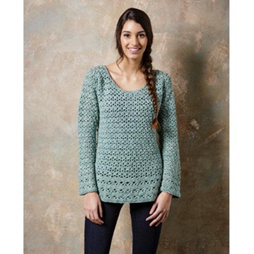Pattern - Batik DK Crochet Tunic Top
