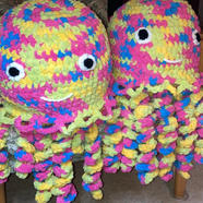 Crocheted Toys by Maureen