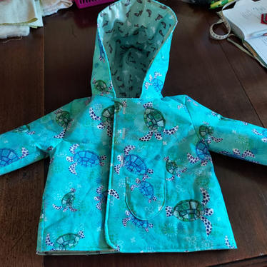 Jacket by Janette