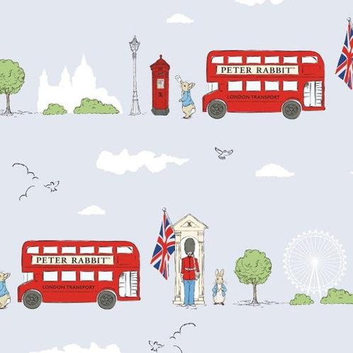 Peter Rabbit London - Street Grey