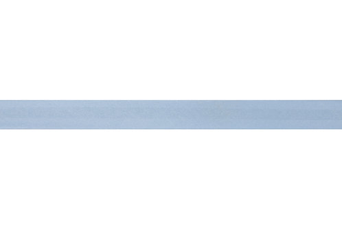 Bias Binding - 15mm Light Blue Satin