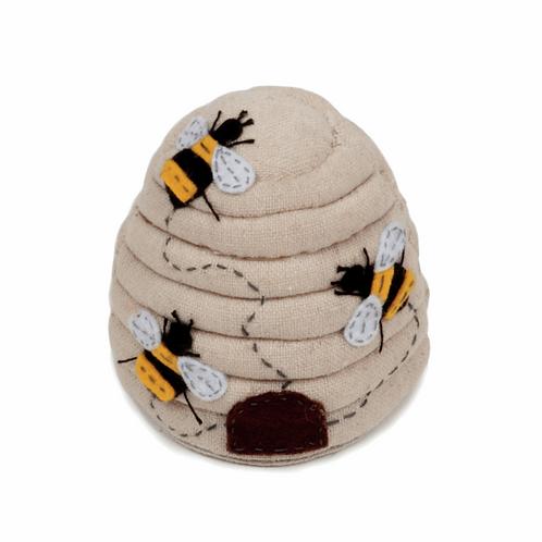 Pincushion: Hive: Bee