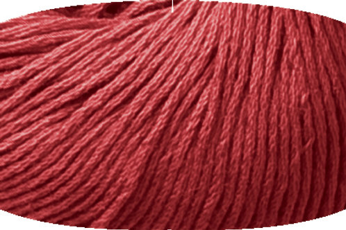 DMC Natura 'Just Cotton' Crochet Yarn Bourgogne