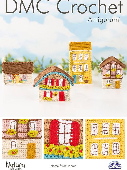 DMC Crochet Pattern: Home Sweet Home