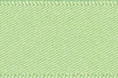 Ribbon Double Satin - 15mm Lime